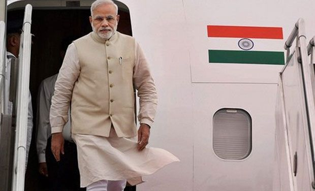 Foreign trips of Prime minister modi